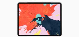 iPad Pro 2018 officieel onthuld