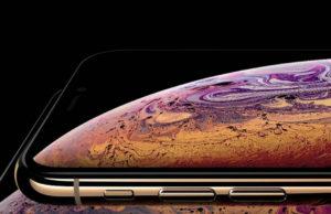 iphone xs afbeelding