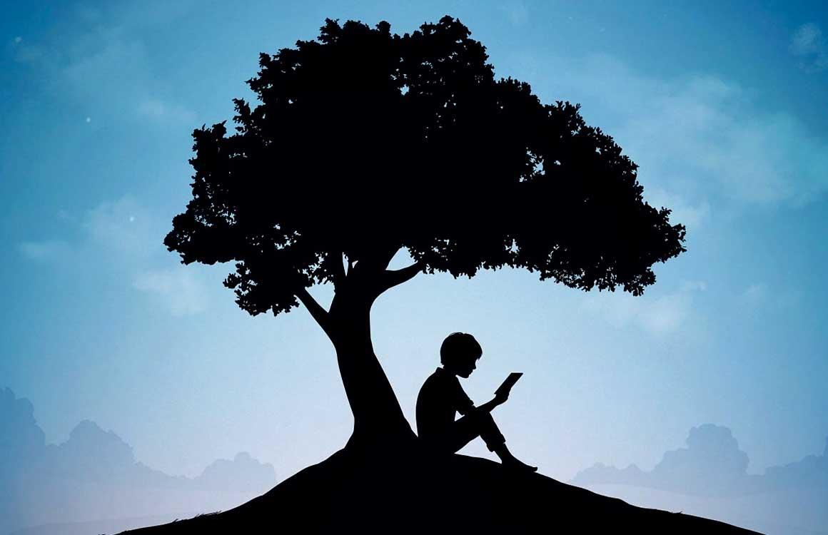 Continu scrollen met Kindle is de beste manier om boeken te lezen