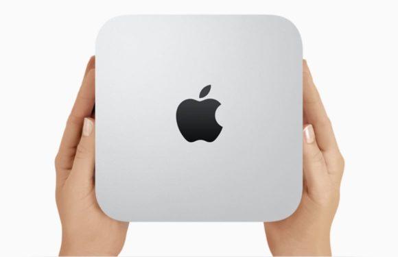 'Mac mini krijgt na vier jaar een upgrade, MacBook Air een beter scherm'