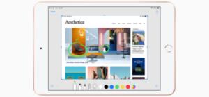 iPad mini 2019 officieel onthuld
