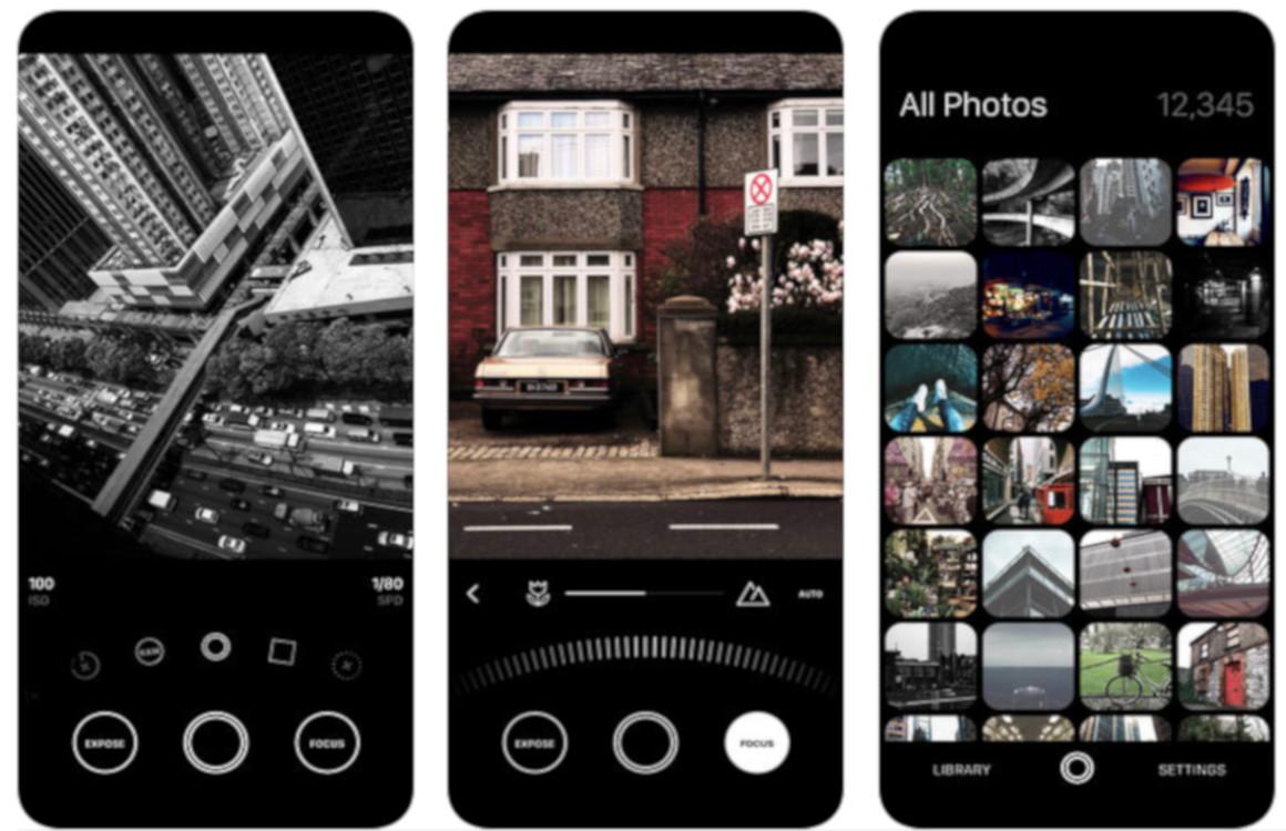 Zo download je camera-app Obscura 2 gratis met de Apple Store-app
