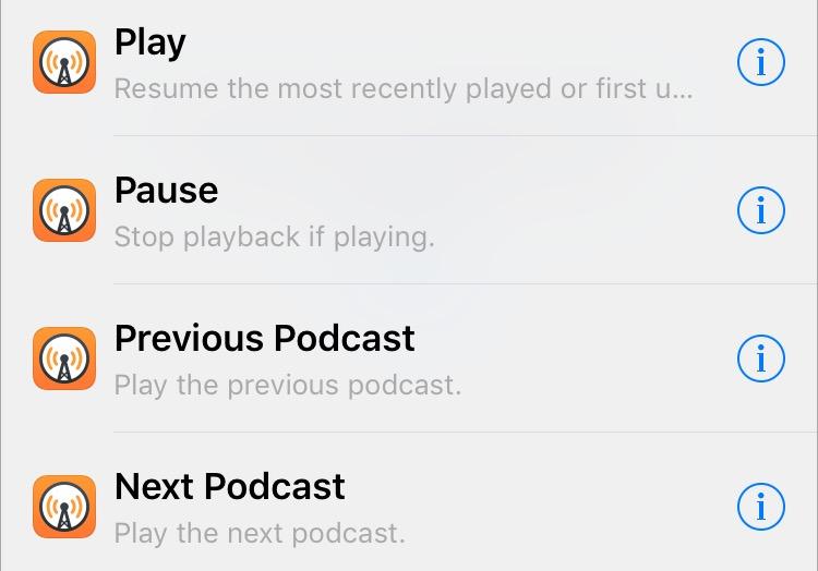 beste siri shorcuts apps