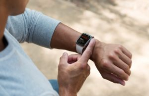 Apple Watch Series 4 hartfilm