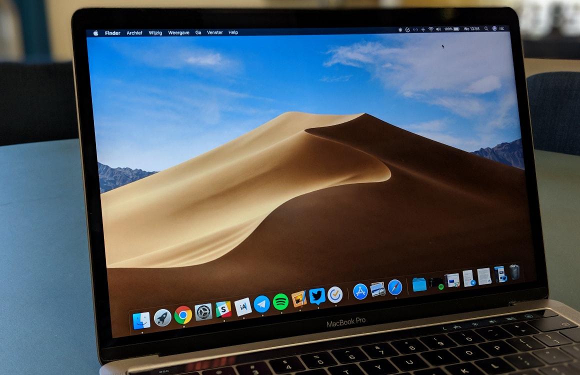 Apple brengt macOS Mojave-update uit om slaapstand-bug op te lossen