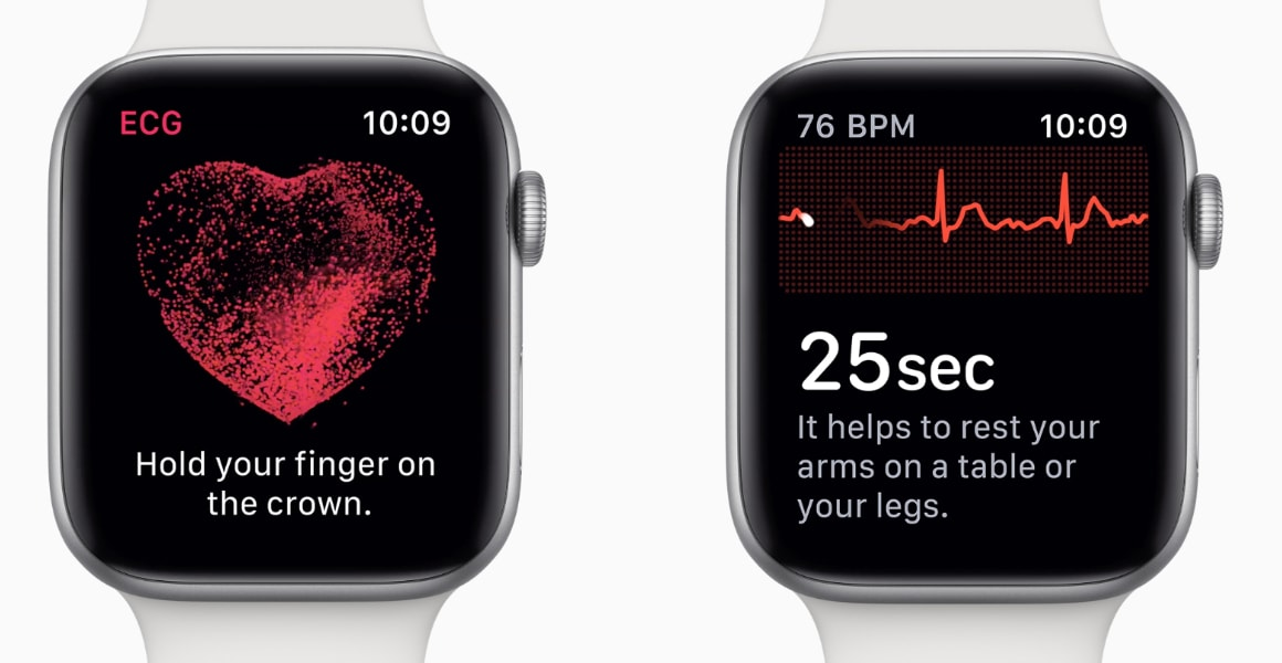 Apple Watch Series 5 keramiek