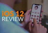 iOS 12 (video)review: Apples beste update in jaren verfijnt vooral wat er al was