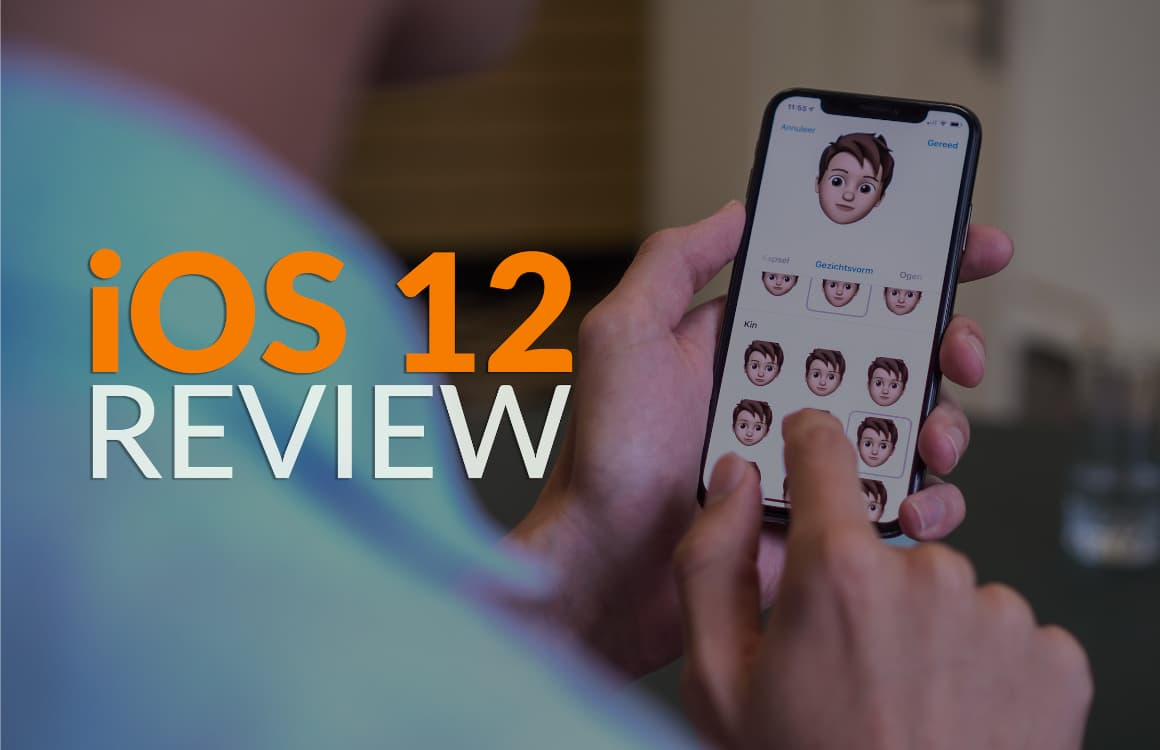 iOS 12 (video)review: Apples beste update in jaren verfijnt vooral wat er al was