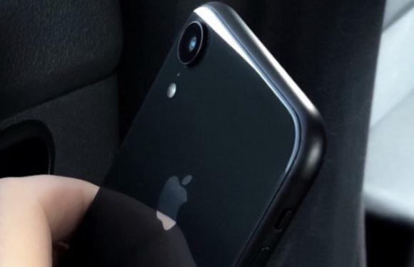 'iPhone XR lekt uit met grotere cameralens'