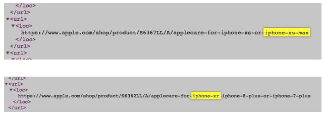 iPhone XR uitgelekt