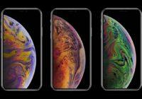 Download hier alle nieuwe iPhone XS (Max) wallpapers