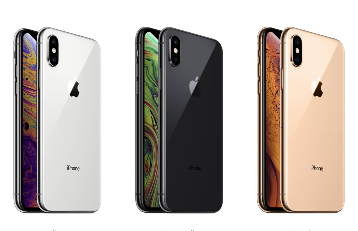 iPhone XS in Nederland