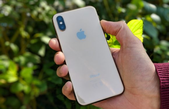'Smart Battery Case voor iPhone XS duikt op in iOS 12'
