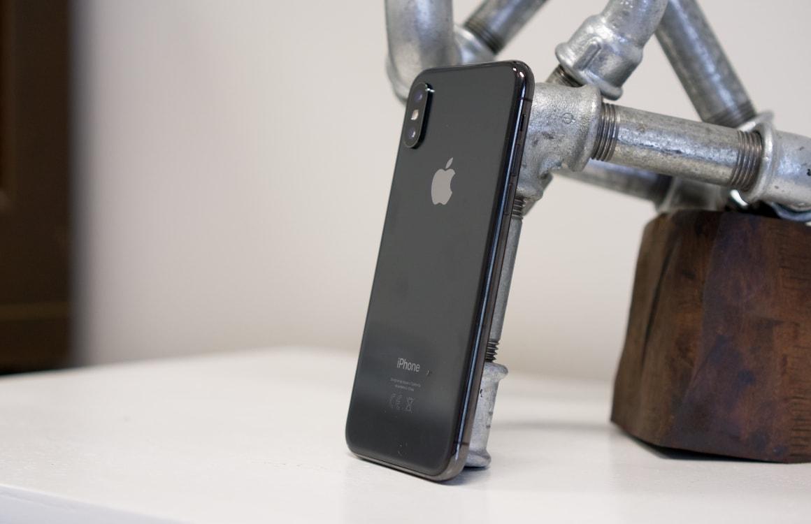 iPhone XS verbinding
