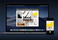 Continuïteitscamera in macOS Mojave: zo werkt het