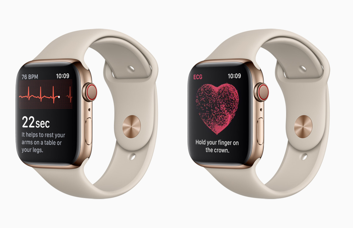 'Apple Watch Series 6 kan zuurstofgehalte in bloed meten'