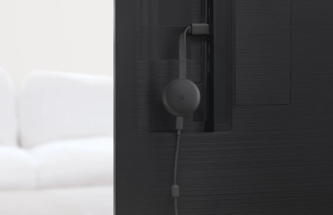 Verbeterde Chromecast nu al leverbaar in Nederland