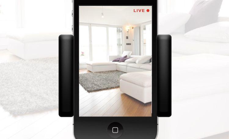 iphone beveiligingscamera