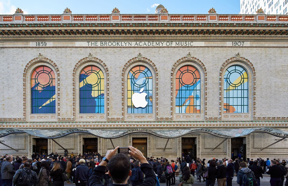 Apple event oktober 2018