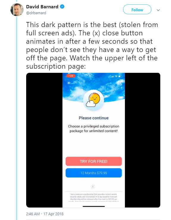 ongewilde app-abonnementen