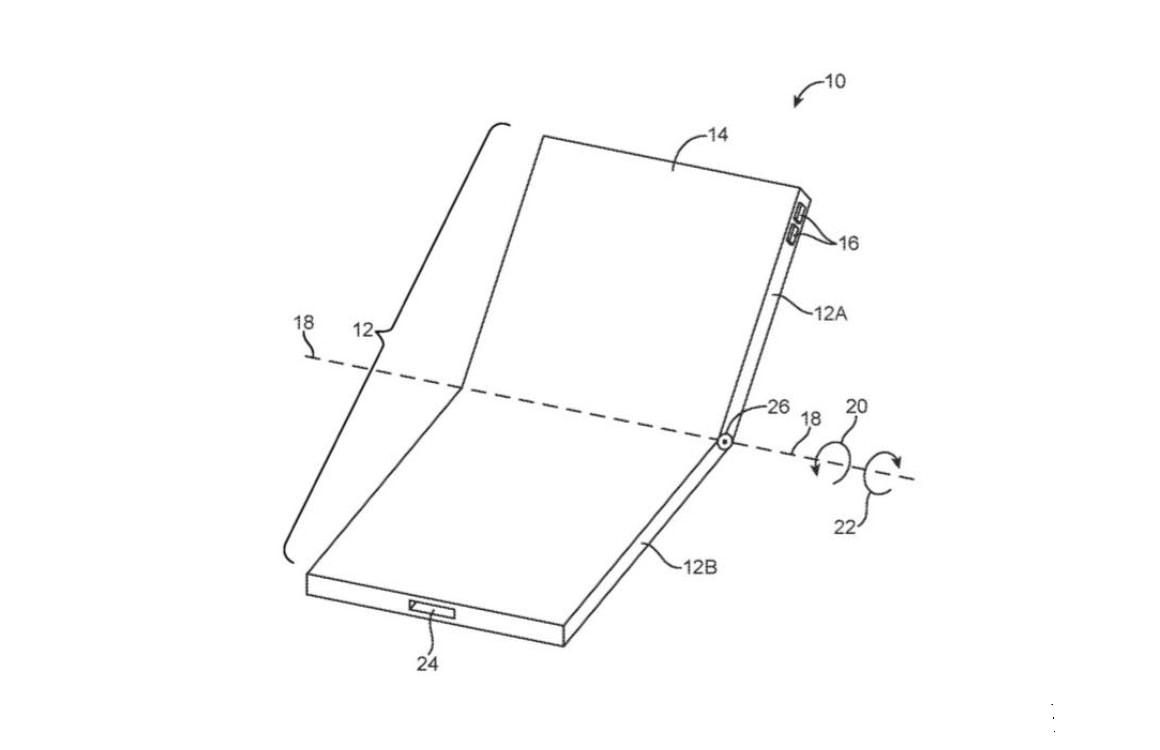 Apple onderzoekt mogelijkheden van buigbare iPhone