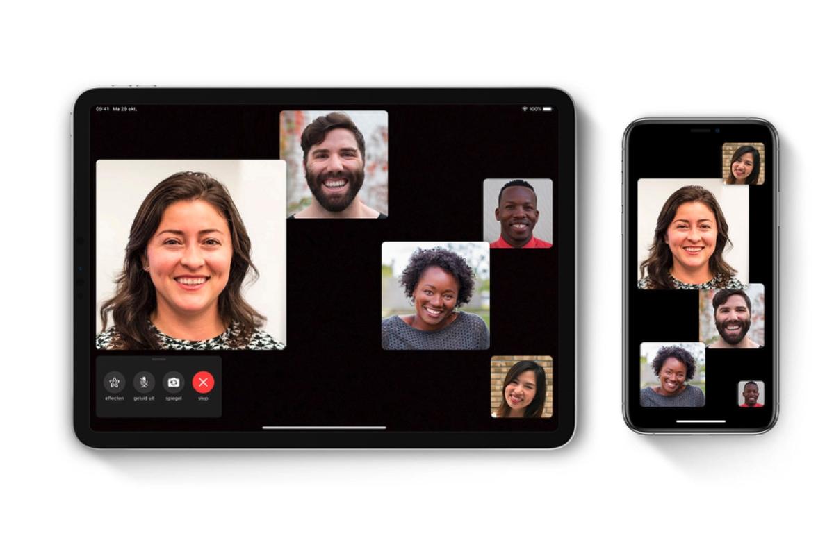Zo voer je een FaceTime-groepsgesprek met maximaal 32 mensen