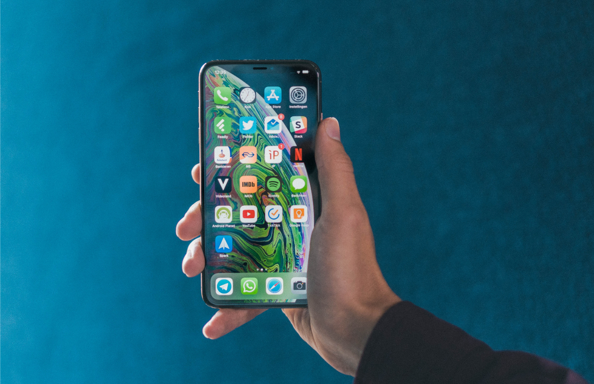 'Apple vervangt iPhone-notch en Face ID in 2020 met Touch ID onder scherm'