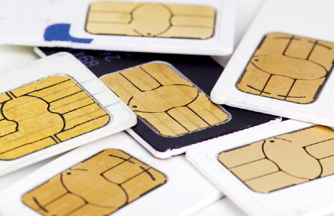 iPhone gestolen simkaarten