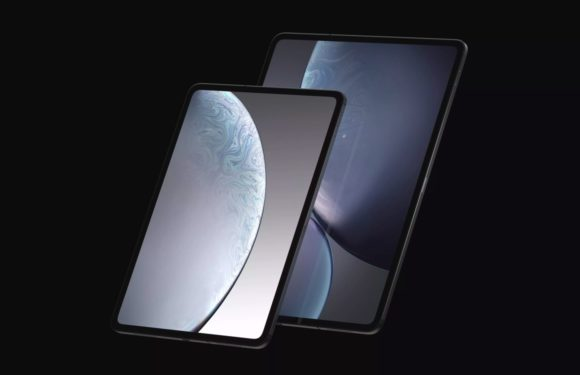 'Nieuwe renders tonen iPad Pro 2018 met fraai design'