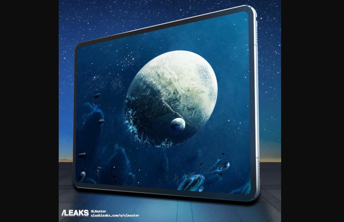 Gelekt: 'dit is de iPad Pro 2018 met voorkantvullend scherm zonder notch'