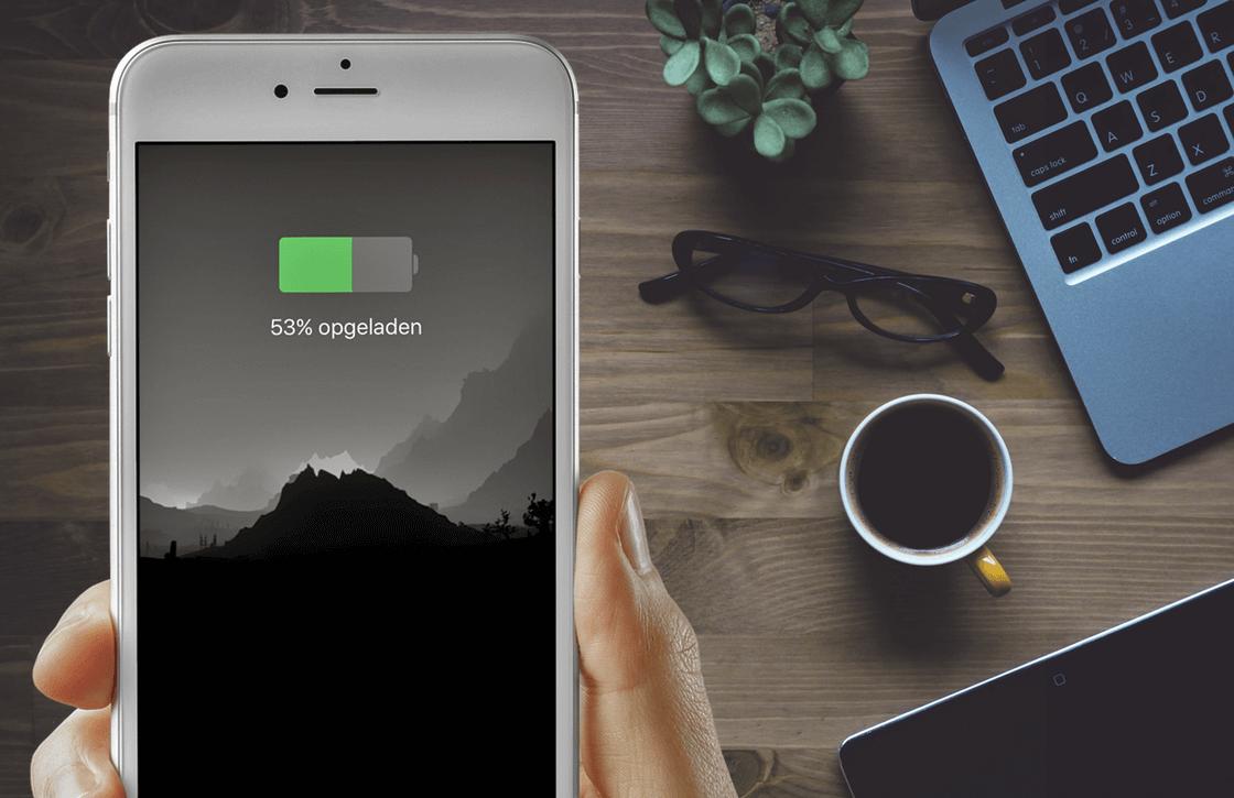 Waarom de batterijconditie van je iPhone eigenlijk niet zoveel zegt