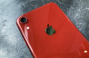 iPhone XR in Nederland