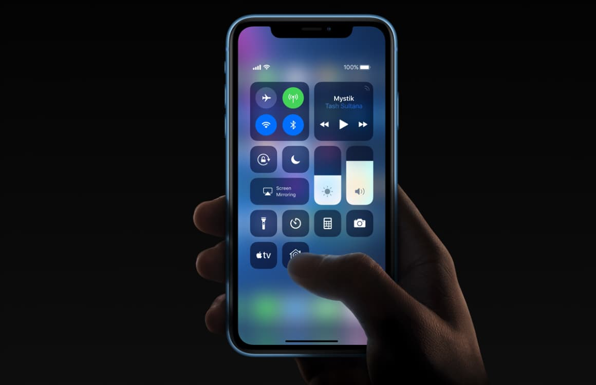 iPhone XR reserveren