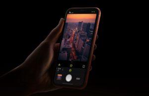 iPhone XR Portretfoto