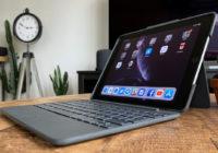 Logitech Slim Combo review: heerlijk iPad-toetsenbord, bepaald geen 'slimme' hoes