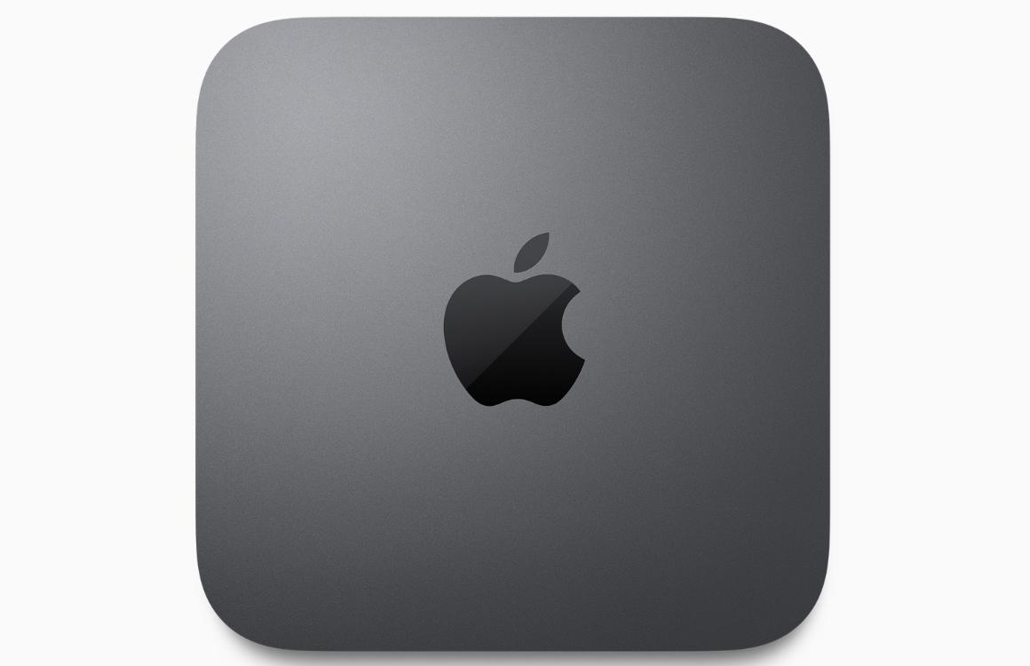 Mac mini 2018 officieel