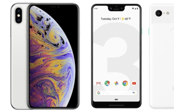 iPhone XS vs Google Pixel 3: toptoestellen van Google en Apple vergeleken