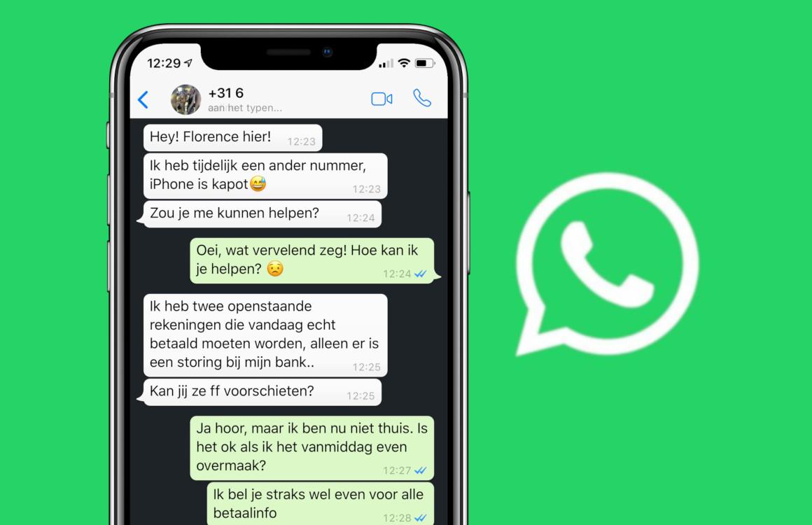Tip: WhatsApp-fraude herkennen en voorkomen in 6 stappen