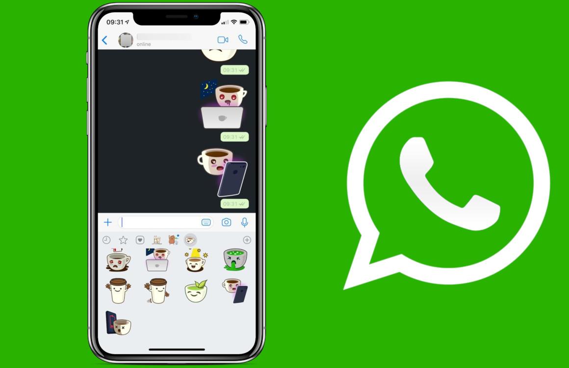 Waarom je geen WhatsApp-stickers kunt downloaden in de App Store