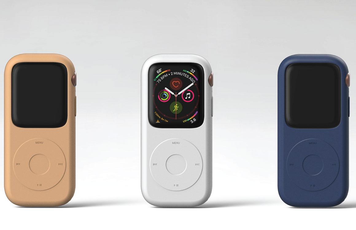 Apple Watch iPod-concept: verander je horloge in een ...