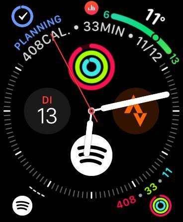 Spotify AppLE Watch App (6)