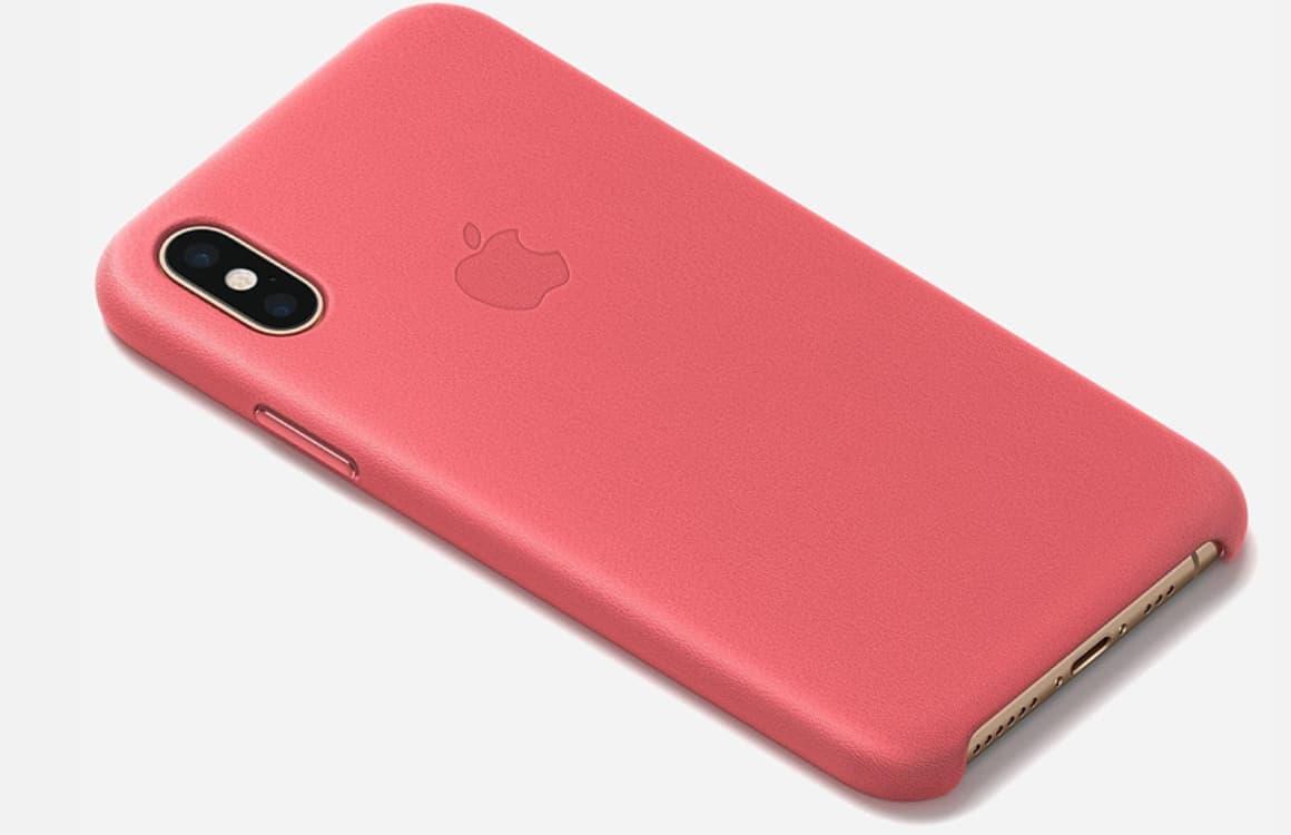 iPhone XS productie