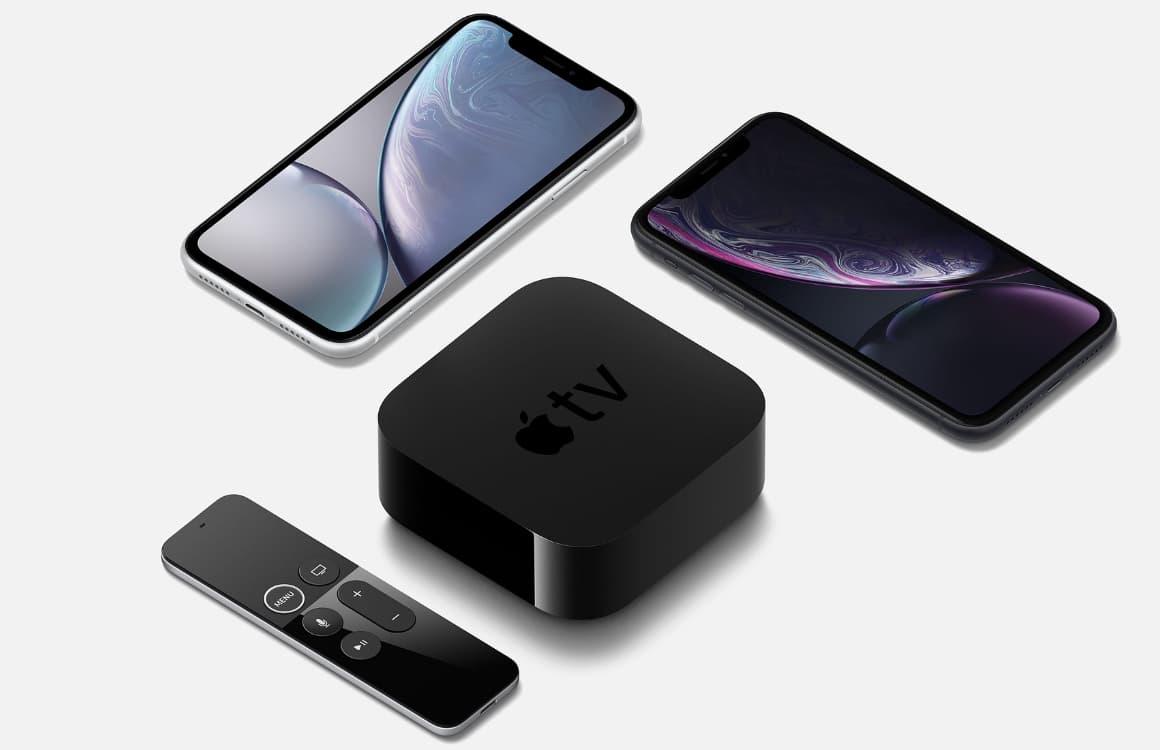 Apple TV 4k populariteit