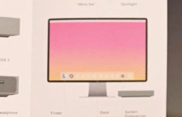 'Apple toont opvolger van Thunderbolt Display in handleiding Mac mini'