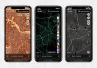 Met Atlas Wallpaper stel je jouw favoriete stad als iPhone-achtergrond in