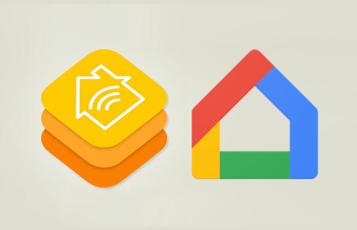 homekit of google home