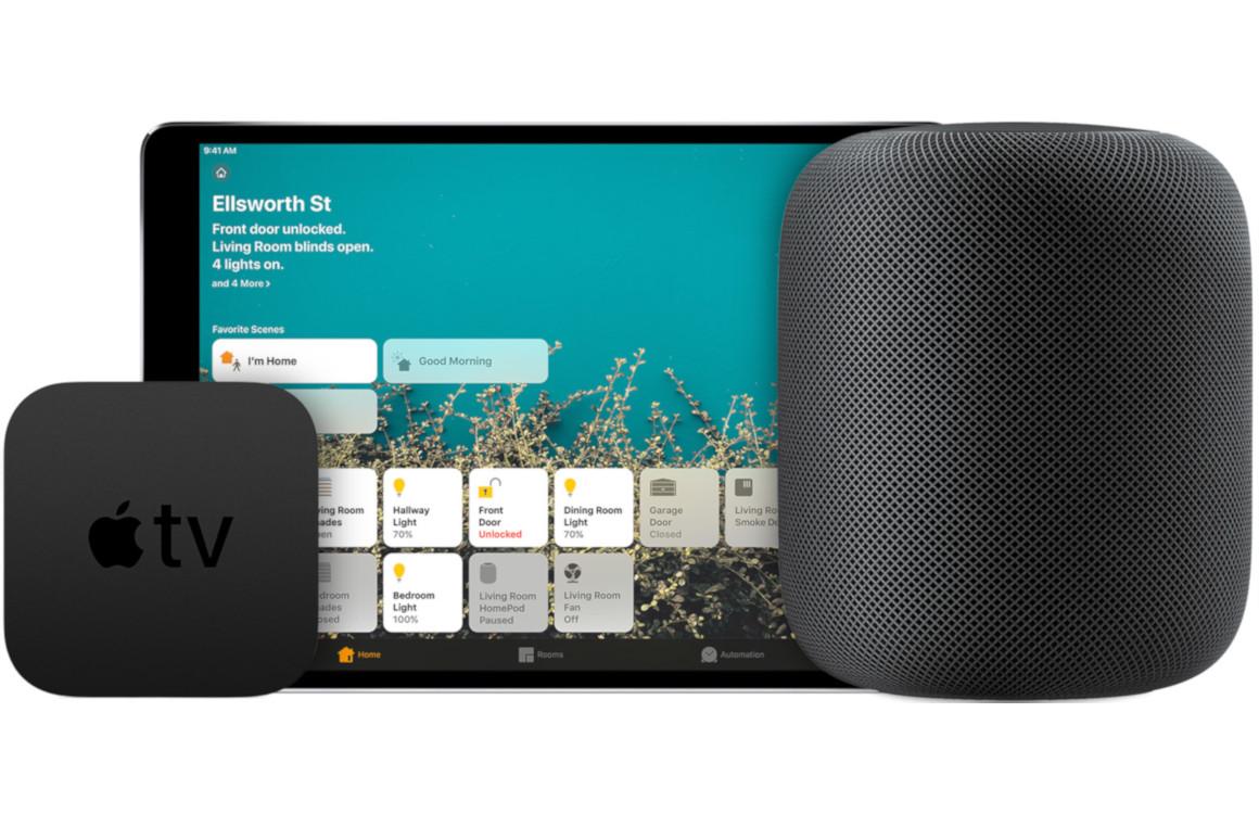 Apple Smart Home-apparaten