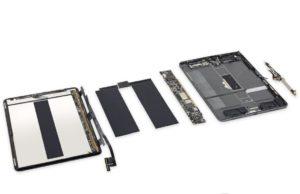 iPad Pro 2018 teardown