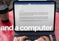 Opinie: De nieuwe iPad Pro hoopt dat we het bestaan van laptops vergeten