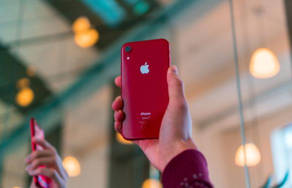'Gelekte behuizing toont nieuwe kleuren van iPhone 11'